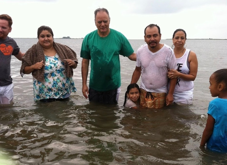 The River Church of the Nazarene - El Rio - Baptism